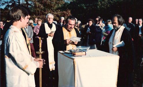 Post image for Memory Eternal: Fr. Alexis Tinker