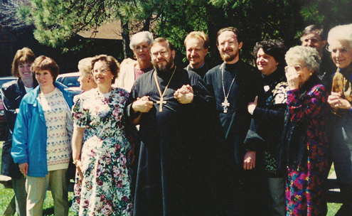 Post image for Memory Eternal: Archpriest Michael Mihalick