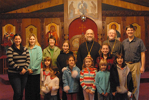 Post image for Diocese Holds First 'Children's Choir Workshop'