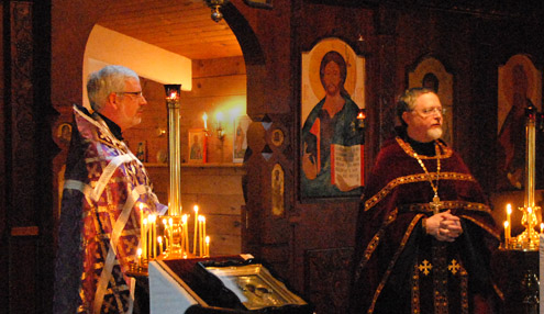 Post image for Lenten Mission Vespers at St. Andrew's