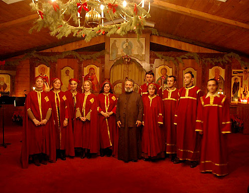 Post image for Concert of Georgian Music by St. Nino's Choir