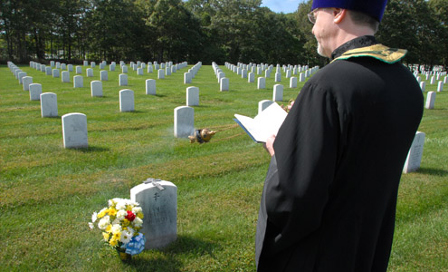Post image for Annual Memorials at Calverton National Cemetery